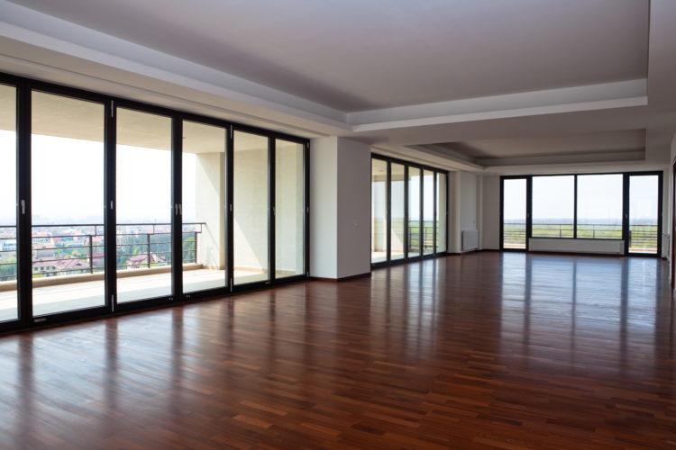 Empty Apartment Interiour